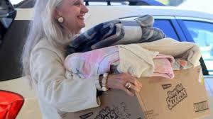 charity blankets